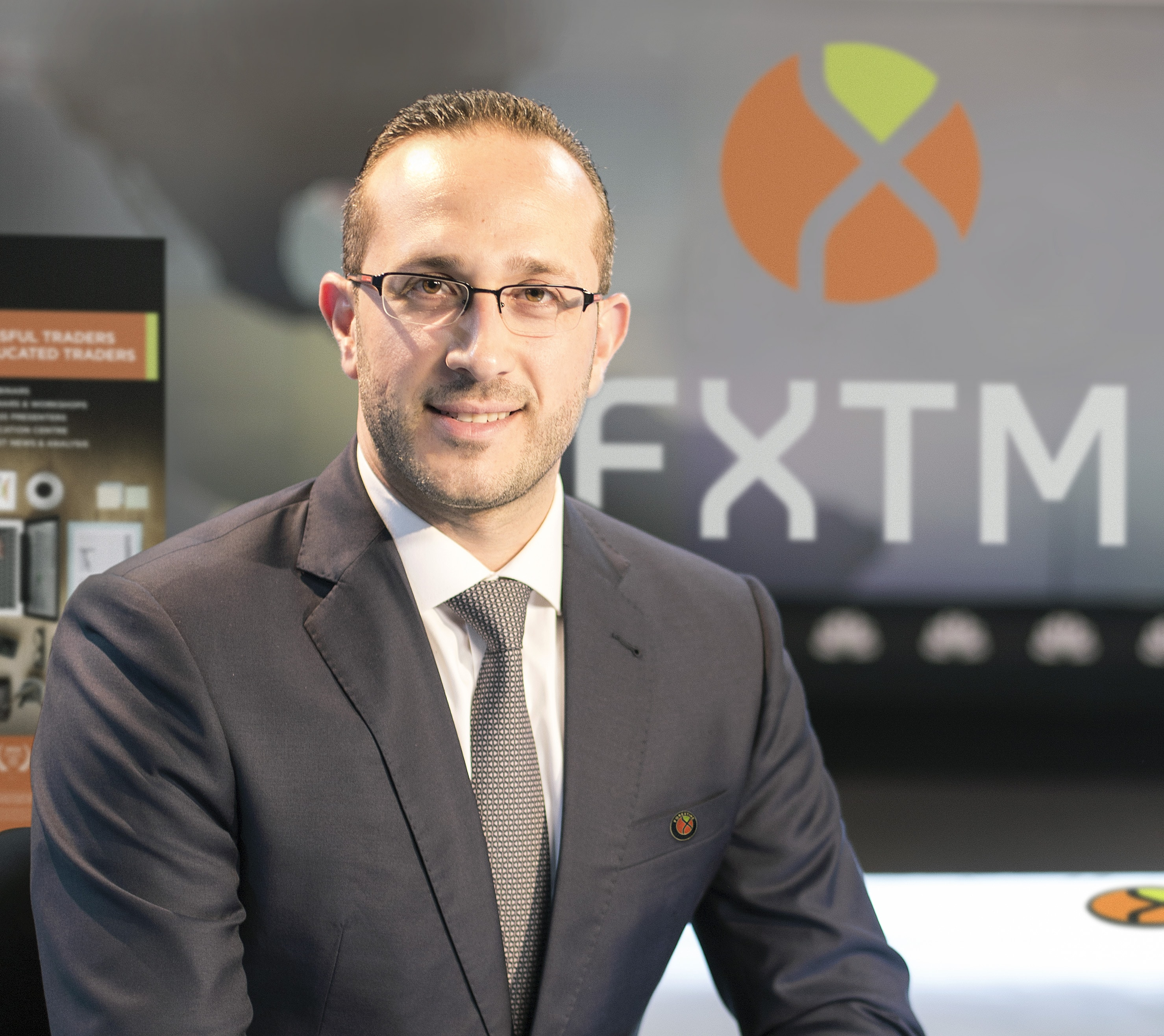 CNBC Star & FXTM Ambassador in MENA Talks FX Retail Business in Middle East