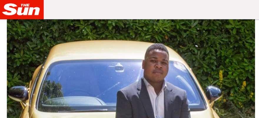 Robert Mfune, binary options