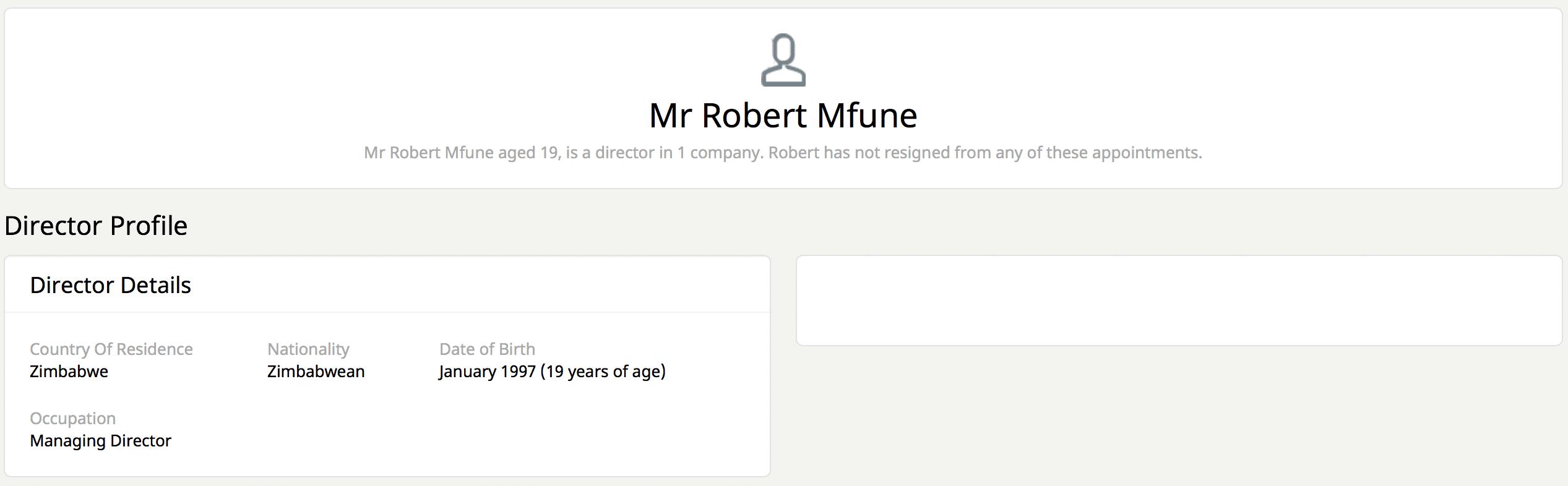 Robert Mfune
