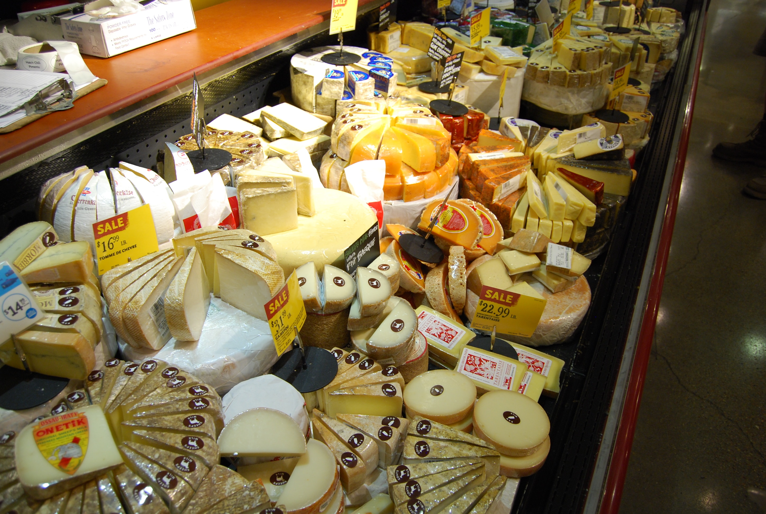 Cheese, the Fourth Economic Revolution and Global Trade Finance