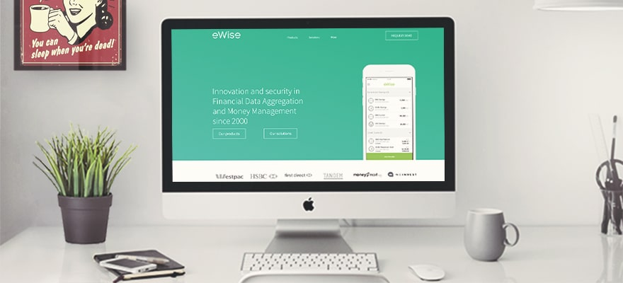 eWise Unveils New Financial Transaction CaaS for Financial Institutions