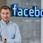 Lukasz Leoniewski, Client Partner leading Financial Services team at Facebook.
