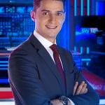 Nour Eldeen Al-Hammoury, Sky News Arabia