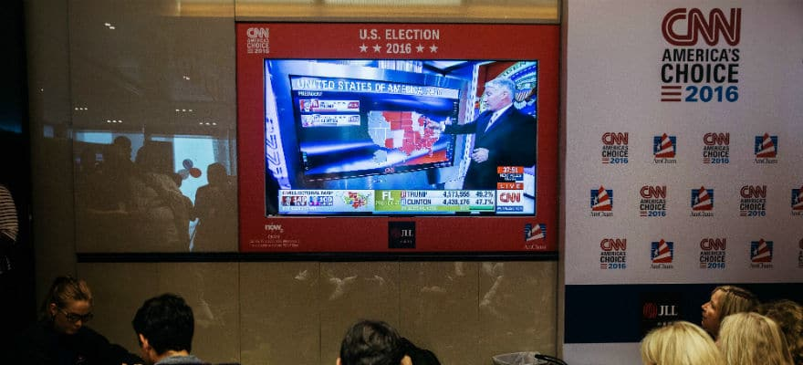 Trump Beating the Polls is the Media's 9/11