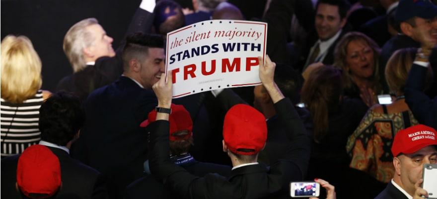 Donald Trump, elections