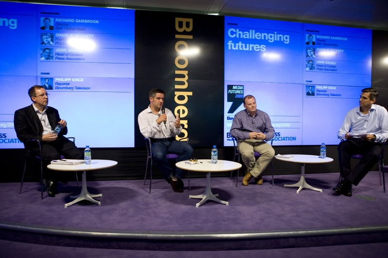 Bloomberg Forum Reveals Challenges and Trends Faced by Chinese Hedge Funds