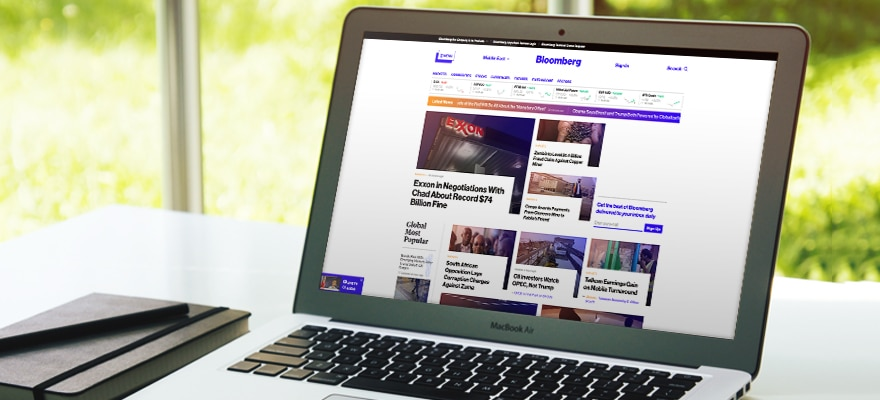 Bloomberg Expands Media Offering to Africa with New Localised Website
