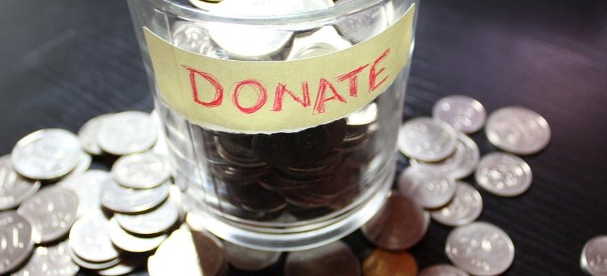 donate, charity