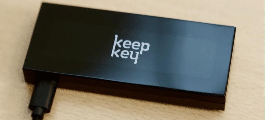 Bitcoin Hardware Wallet KeepKey Adds Dash Support ...