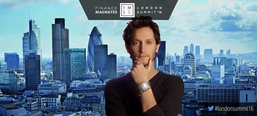 World-renowned Mentalist, Lior Suchard, to Amaze London Summit