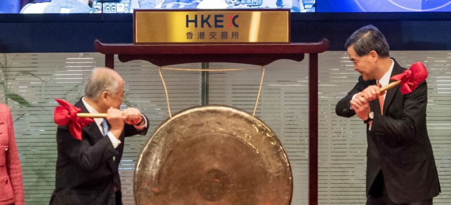 HKEX Hails Encouraging Start of Trading on USD and CNH Gold Futures