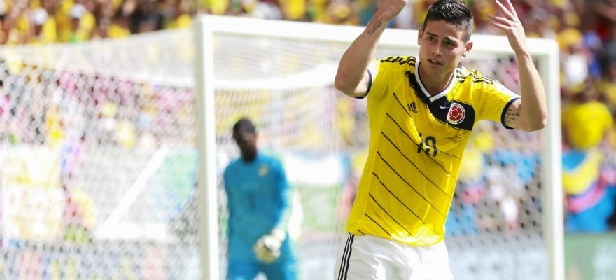 Libertex Signs Colombian Footballer James Rodriguez as Brand Ambassador