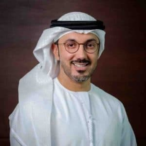 Hamed Ali, nasdaq Dubai