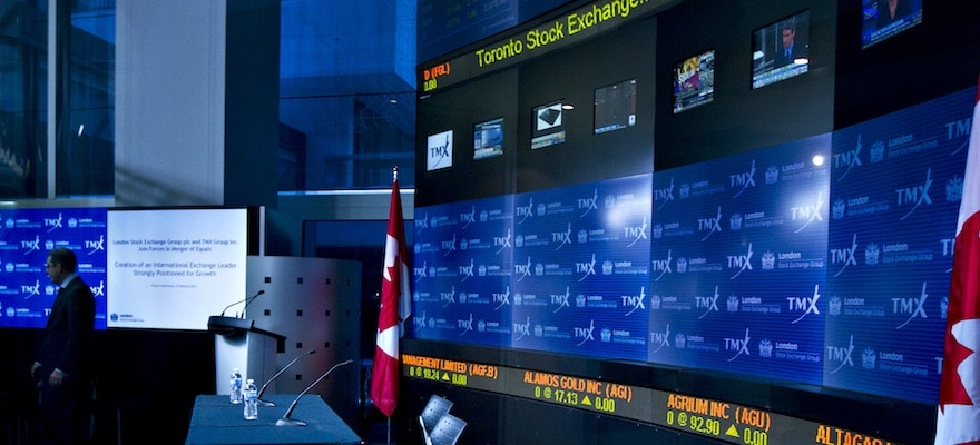 Flat Trading Volumes at TMX Group in June Mask Decrease YoY