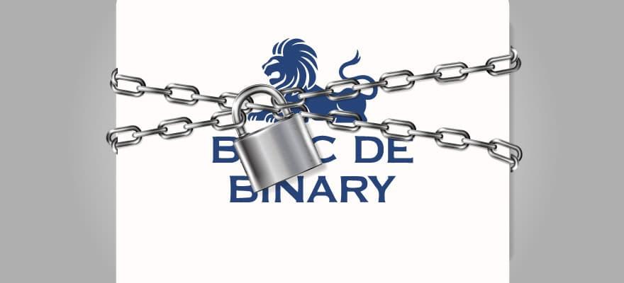 Exclusive: Banc De Binary to Close Down