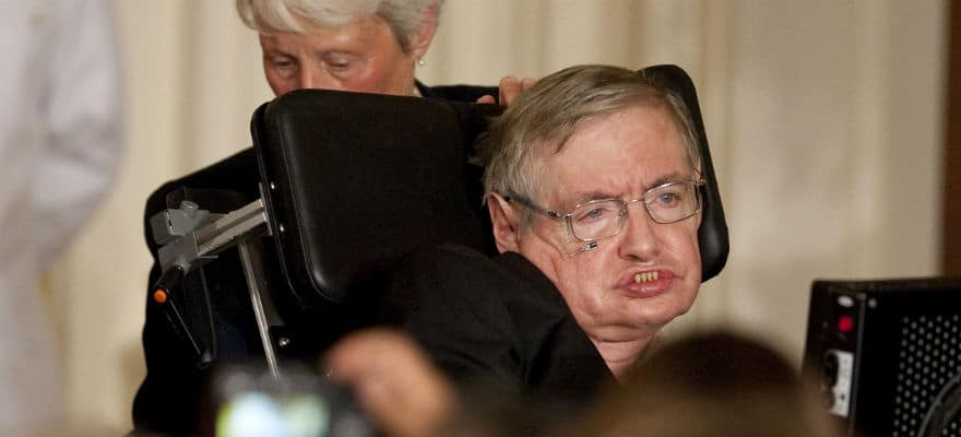 Algo Trading Scam Features Fabricated Stephen Hawking Endorsement