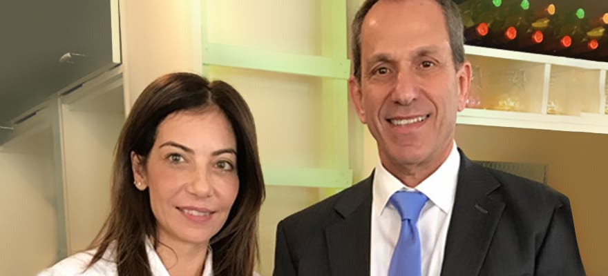 Israeli Securities Authority head Prof. Shmuel Hauser and CySEC head Demetra Kalgerou