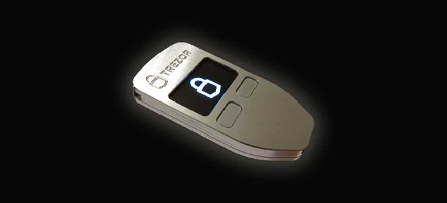 Hardware Bitcoin Wallet TREZOR Adds Dash and Zcash Support