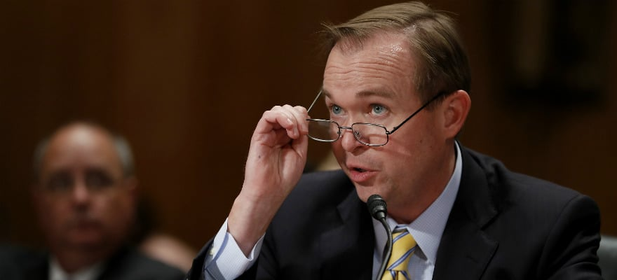 Bitcoin Advocate Expected to be Confirmed Today as Trump Budget Chief