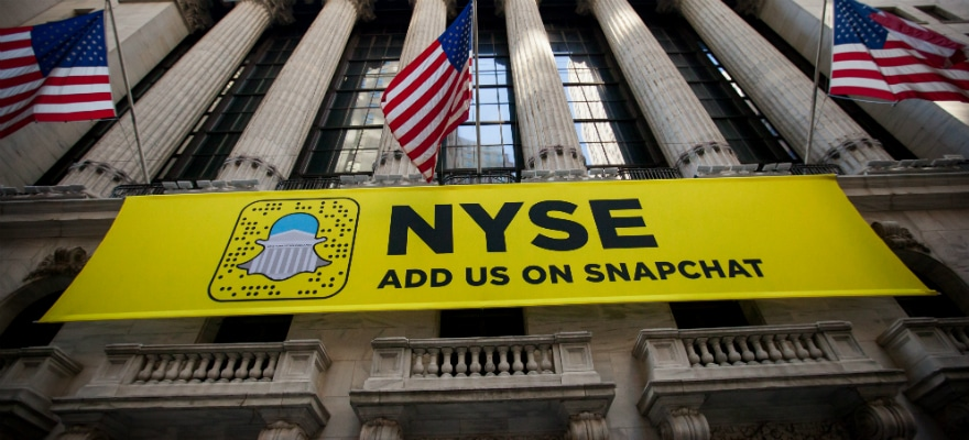 IG Launches Snapchat CFD Ahead of IPO as Grey Market Trading