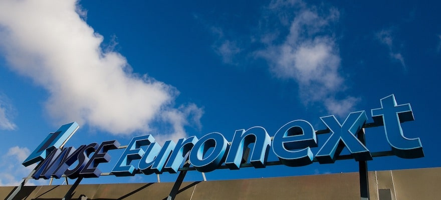 Euronext Posts Strong YoY Volumes in August