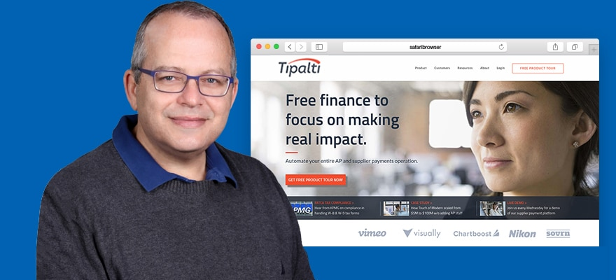 Tipalti CEO Explains How to Stay Ahead in the AdTech World