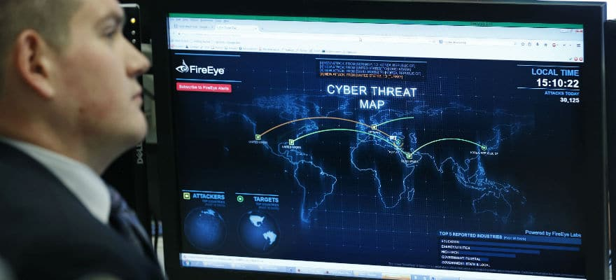 Cyber Security Experts Say Bitcoin Ransomware is Behind Attack on Russia and Ukraine