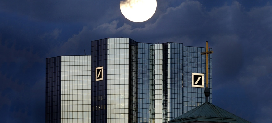Deutsche Bank Shares Tank 6% after $8.5b Rights Issue Plans