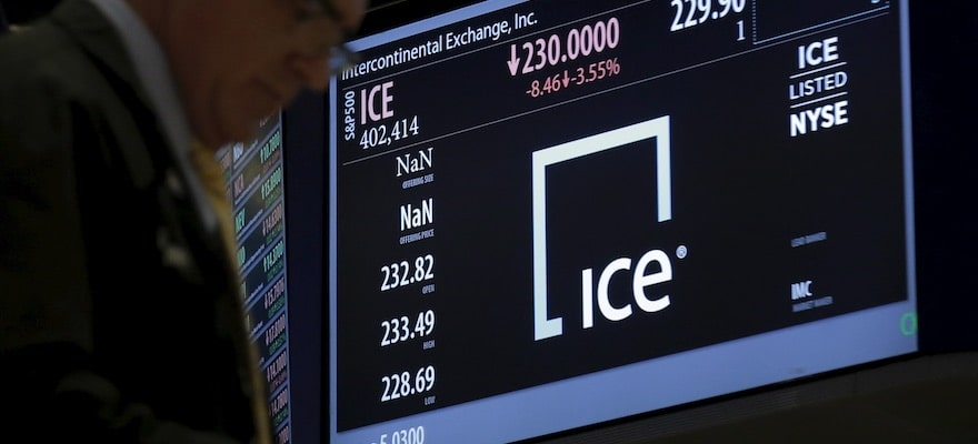ICE's January Metrics See Rebound, FX Static Despite Return of Volatility
