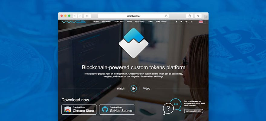 Decentralized Blockchain Platform Waves Adds Credit Card Bitcoin Purchases