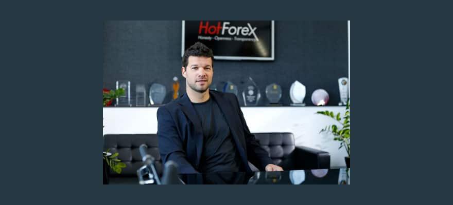 HotForex Enlists Football Star, Michael Ballack to Provide Trading Tips