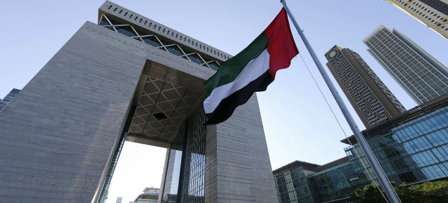 A picture of the UAE Dubai International Financial Centre