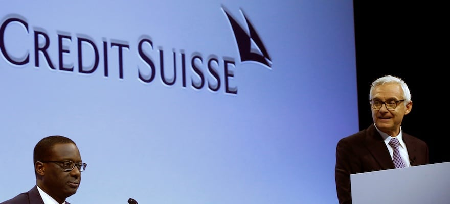 Credit Suisse Buys Majority Stake in Fintech Firm Tradeplus24