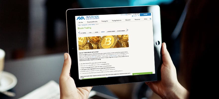 AvaTrade Adds Ethereum, Dash and Ripple Cryptocurrency CFD Trading