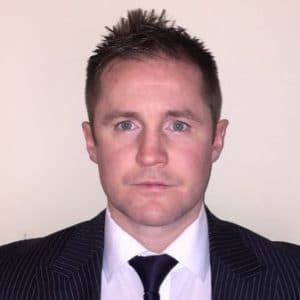 Dáire Ferguson CEO Ava Trade Ltd