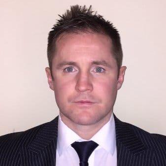 Dáire Ferguson CEO Ava Trade Ltd