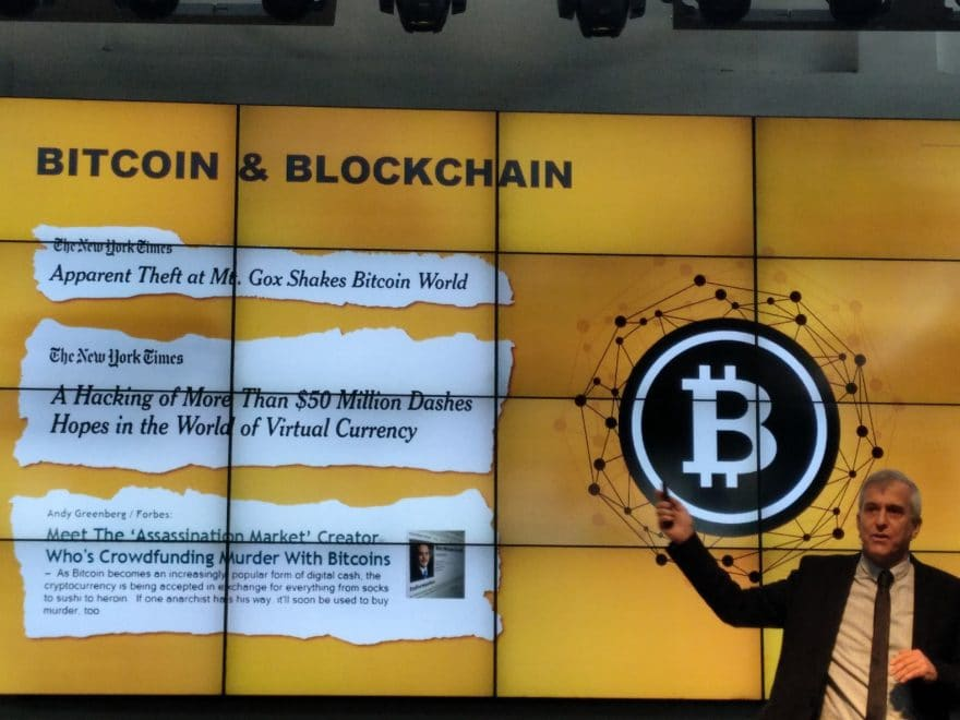 Bitcoin, Ethereum and Blockchain: CTO of Largest Bank in Israel Breaks It All Down