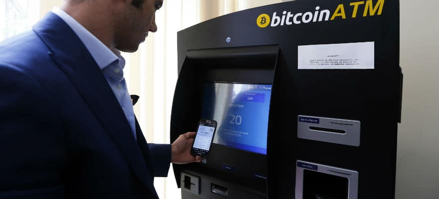 Nautilus Hyosung and Just.Cash Team Up to Enable Bitcoin ATM Transaction