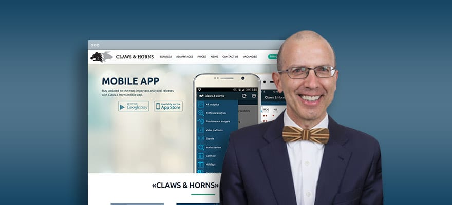 Marshall Gittler Joins Claws & Horns as a Fixed Guest Analyst