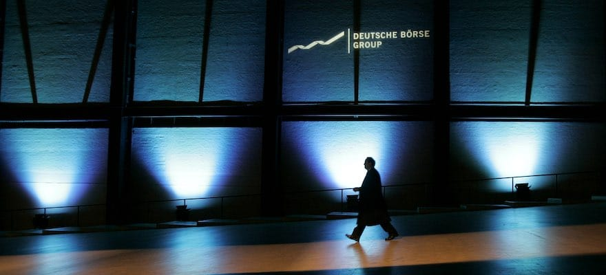 Deutsche Börse's August Turnover Increases by 25 Percent Year-on-Year