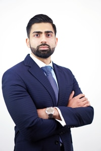 Faizan Anees, Co-founder of ThinkMarkets
