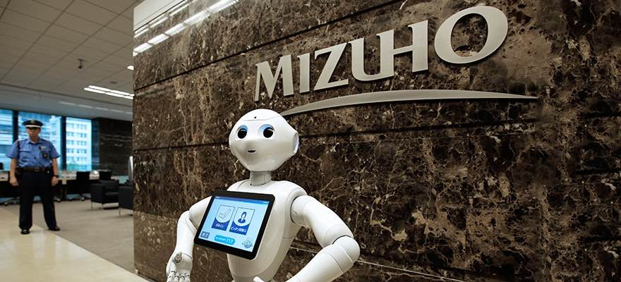 Mizuho to Launch New Fintech Venture, Taking Minority Stake