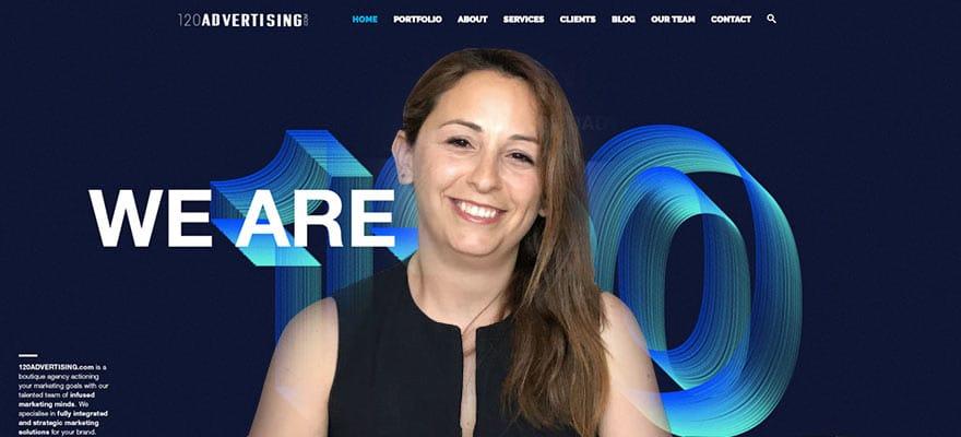 120ADVERTISING Taps Caroline Tabet as Product Marketing Manager