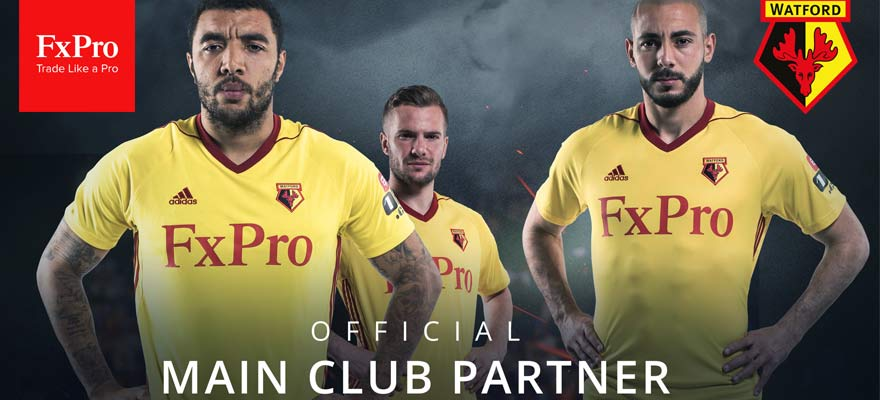 Exclusive: FxPro Returns to Football Sponsorships with a Deal with Watford FC