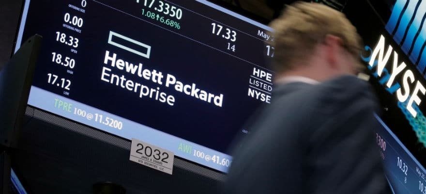Hewlett Packard Selects Blockchain Technology for Mission Critical Systems