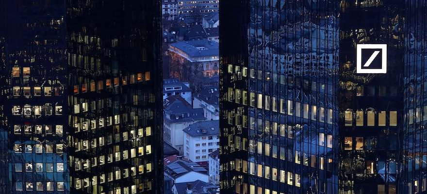 Deutsche Bank Nearing Legal Immunity Deal with Former Executives