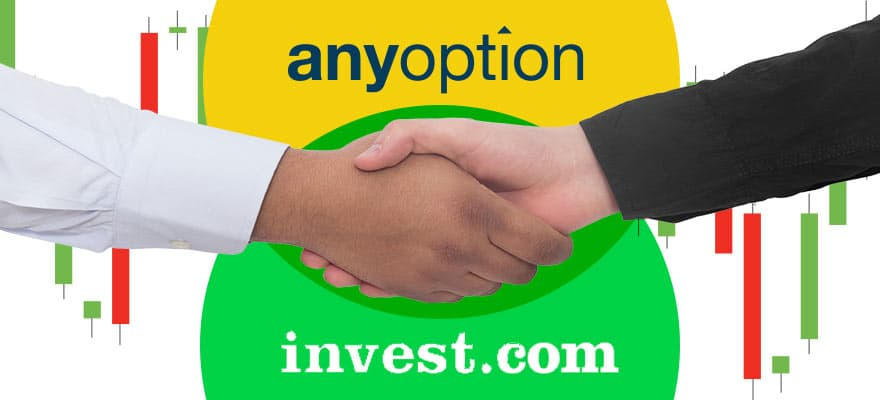 Invest.com Acquires Anyoption which Terminates Binary Options Offering