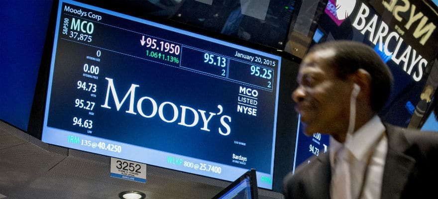 EU Fines Moody's for its Credit Rating of EU Financial Bodies