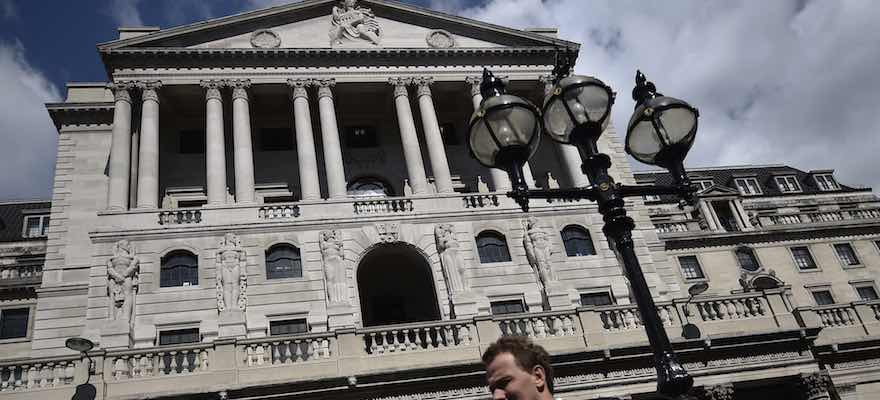 UK Central Bank Signs FX Global Code, Prime Brokers Next in Line