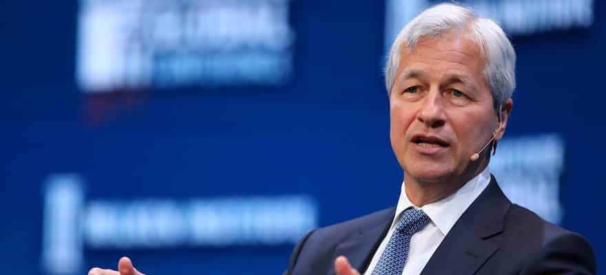 Jamie Dimon Signs 5-Year Extension as Chairman and CEO of JP Morgan